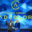 Michele Thornton Ghee 11th Annual ADCOLOR Awards - Inside