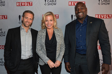 Michelle Beadle REVOLT and NCTA Celebration of Cable