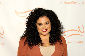 Michelle Buteau A Funny Thing Happened On The Way To Cure Parkinson's Benefiting The Michael J. Fox Foundation - Arrivals