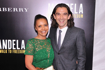 Michelle Chadwick 'Mandela: Long Walk to Freedom' Screening in NYC — Part 3