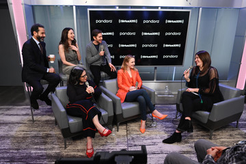 Michelle Collins SiriusXM's Town Hall With The Cast Of 'The Marvelous Mrs. Maisel' Hosted By SiriusXM's Michelle Collins