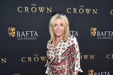Michelle Collins BAFTA Los Angeles Garden Party