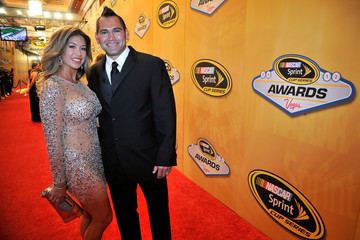Michelle Damon NASCAR Sprint Cup Series Champion's Awards - Arrivals