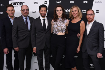 Michelle Dockery Turner Upfront 2016 - Arrivals/Green Room