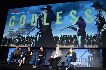 Michelle Dockery #NETFLIXFYSEE For Your Consideration Event For 'Godless' - Panel