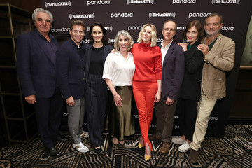 Michelle Dockery SiriusXM Town Hall Special With The Cast Of Downton Abbey