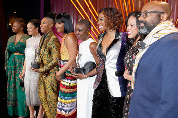 Michelle E. Banks 2018 Essence Black Women In Hollywood Oscars Luncheon - Show