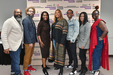 Michelle E. Banks ESSENCE + New Voices Entrepreneur Summit And Target Holiday Market - Day 1