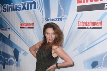 Michelle Gomez SiriusXM's Entertainment Weekly Radio Channel Broadcasts From Comic Con 2017 - Day 3