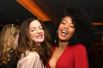 Michelle Gomez Netflix's 'The Chilling Adventures of Sabrina' Q&A And Reception
