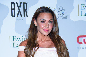 Michelle Heaton 2018 Float Like A Butterfly Ball - Red Carpet Arrivals