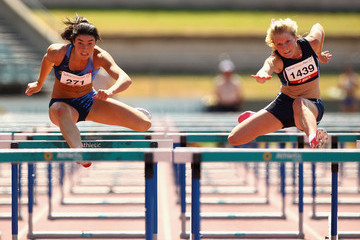 Michelle Jenneke Australian Junior Athletics Championships - Day 3