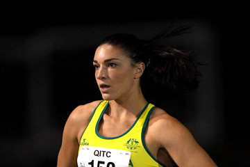 Michelle Jenneke Queensland Track Classic