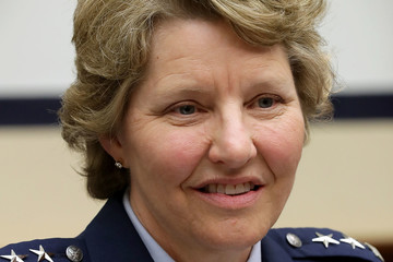 Michelle Johnson  House Armed Services Committee Holds Hearing on Annual Sexual Harassment Report at Military Academies
