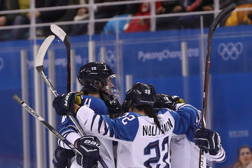 Michelle Karvinen Ice Hockey - Winter Olympics Day 6