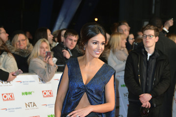 Michelle Keegan National Television Awards - Red Carpet Arrivals