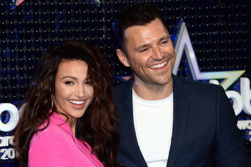 Michelle Keegan Mark Wright The Global Awards 2019 - Red Carpet Arrivals