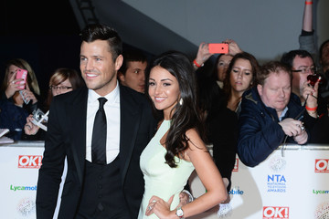 Michelle Keegan Mark Wright Arrivals at the National Television Awards — Part 2