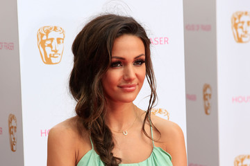 Michelle Keegan House of Fraser British Academy Television Awards - Red Carpet Arrivals