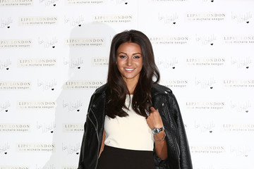 Michelle Keegan Michelle Keegan Launches Lipsy