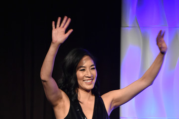 Michelle Kwan 37th Annual Salute to Women in Sports - Inside