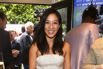 Michelle Kwan The 6th Annual Gold Meets Golden With Vibrant J Sparkling Wine
