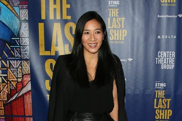 """Michelle Kwan """"The Last Ship"""" Opening Night Performance"""