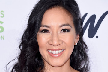 Michelle Kwan The Women's Sports Foundation's 39th Annual Salute To Women In Sports Awards Gala  - Arrivals