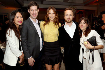 Michelle Monaghan Jessica Goldberg Hulu Holiday Party