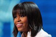 Michelle Obama: 'My Bangs Are My Mid-Life Crisis'