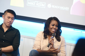 Michelle Obama 2018 Beating The Odds Summit
