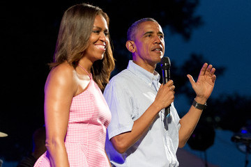 Michelle Obama Fourth of July at the White House