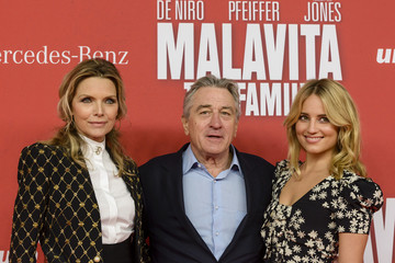 Michelle Pfeiffer 'The Family' Premieres in Berlin