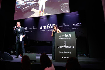 Michelle Rodriguez amfAR Milano 2015 - Dinner And Show