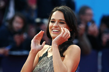 Michelle Rodriguez Michelle Rodriguez : Photocall - 43rd Deauville American Film Festival