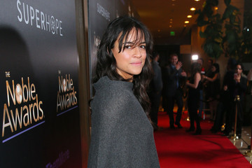 Michelle Rodriguez The 3rd Annual Noble Awards - Red Carpet