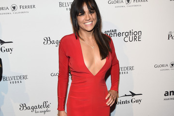 Michelle Rodriguez amfAR Inspiration Afterparty