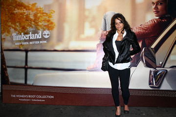 Michelle Rodriguez Timberland Fall Concert Event