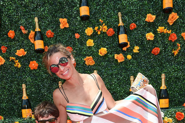 Michelle Smith The Eighth-Annual Veuve Clicquot Polo Classic - Red Carpet Arrivals