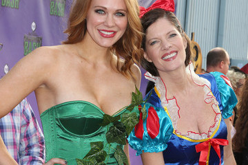 Michelle Stafford Hub Network's 1st Annual Halloween Bash — Part 3