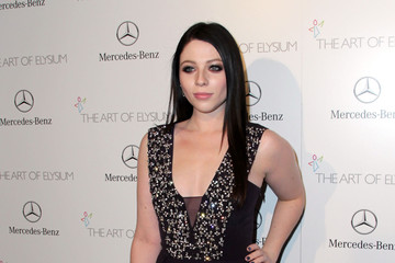 Michelle Trachtenberg The Art Of Elysium's 7th Annual HEAVEN Gala Presented By Mercedes-Benz - Arrivals