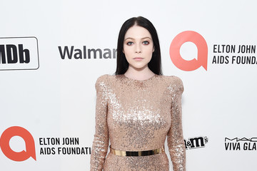 Michelle Trachtenberg 28th Annual Elton John AIDS Foundation Academy Awards Viewing Party Sponsored By IMDb, Neuro Drinks And Walmart - Red Carpet