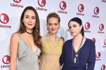 "Michelle Trachtenberg Premiere Of Lifetime's ""Sister Cities"" - Red Carpet"