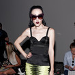 Michelle Violy Harper Honor - Front Row - Spring 2013 Mercedes-Benz Fashion Week