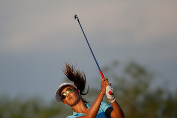 Michelle Wie LPGA Founders Cup: Round 2