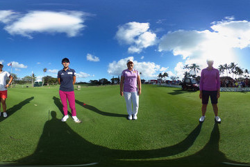 Michelle Wie Lydia Ko LPGA LOTTE Championship Presented by Hershey - Preview Day 2