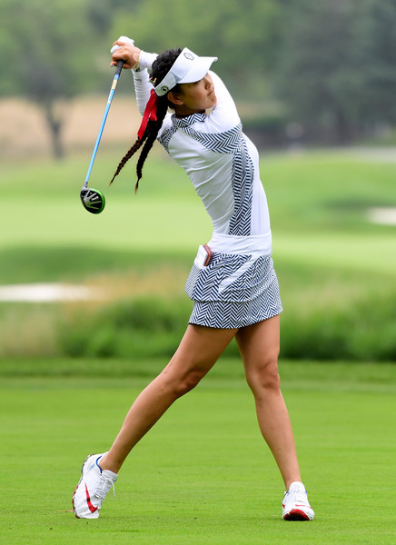 Michelle Wie Photos Photos: The Solheim Cup - Day One