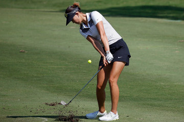 Michelle Wie Volunteers Of America North Texas Shootout - Round Two