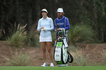 Michelle Wie CME Group Tour Championship - Round One
