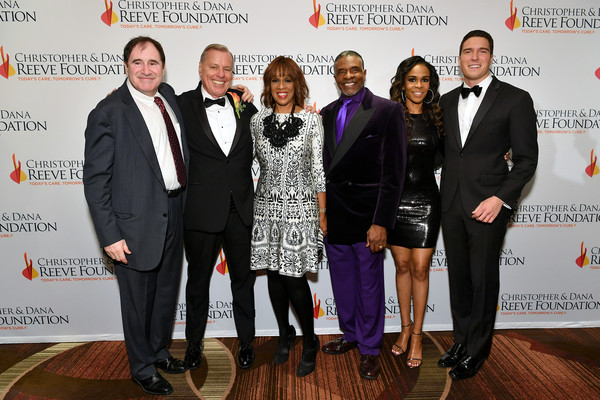 The Christopher & Dana Reeve Foundation 'Magical Evening' Gala - Arrivals